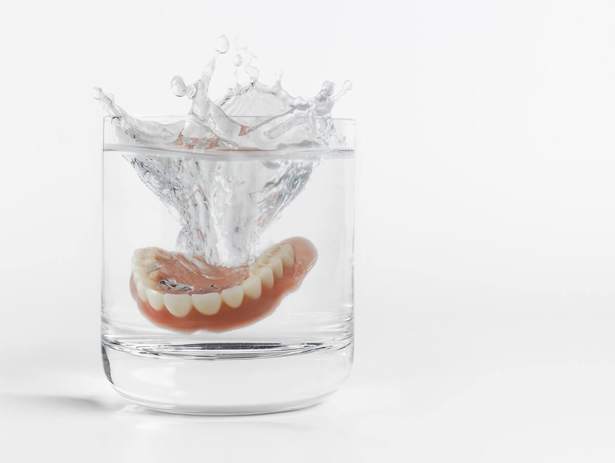 Dentures available at The Tooth Place
